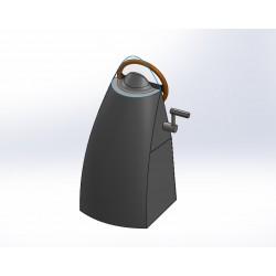 Stūres konsole ar stūres mehānismu +600.00€