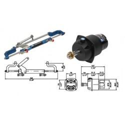 Hidroliskā stūres sistēma +960.00€