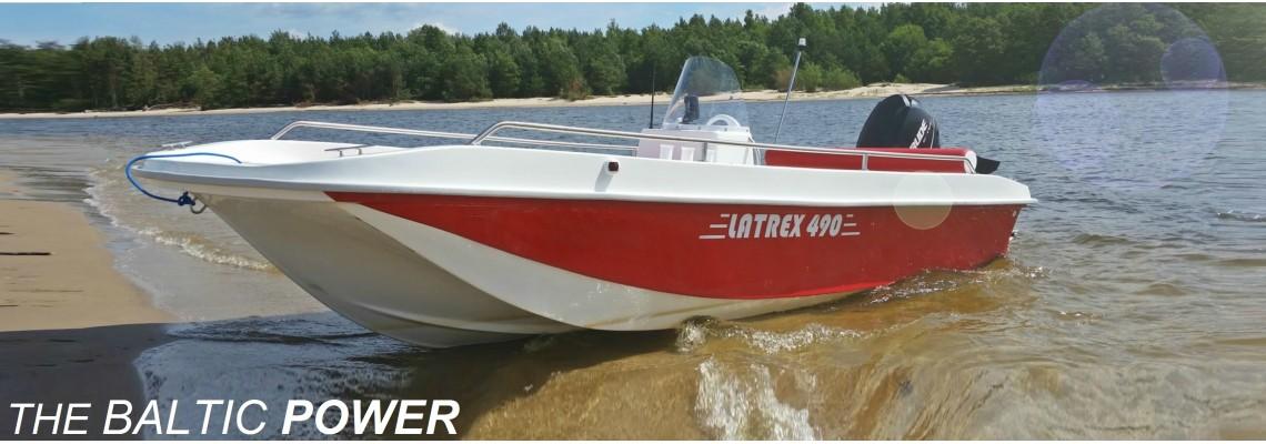 Latrex 490 / 90HP