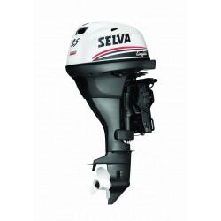 Dzinējs, SELVA, 25 ZS +4 392.00€